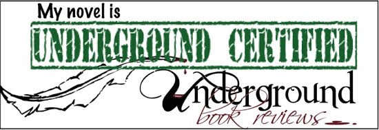Vote for Torn Apart on Underground Book Reviews